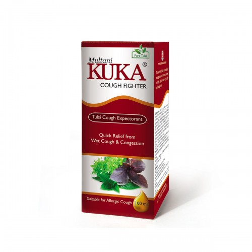 Kuka Cough Fighter
