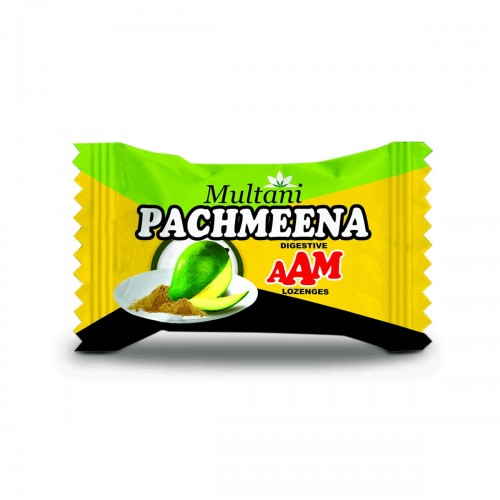 Pachmeena Lozenges (Aam Flavour)