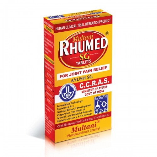 Rhumed SG Tablets
